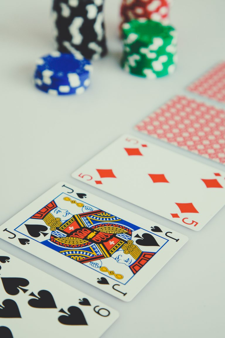 Playing at an online casino is a fun way to pass the time.